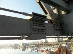 Murray Morgan Bridge Supports