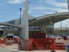 Boise Airport Canopies