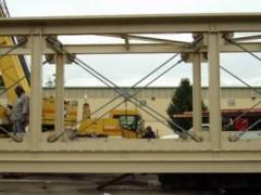 Tyson's Corner Bridge Crossbracing